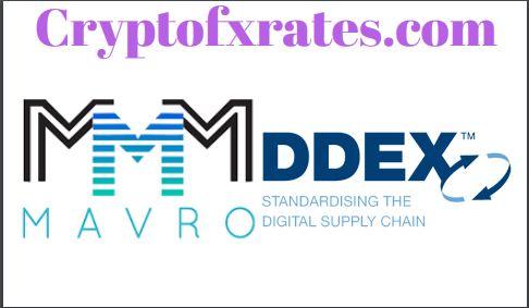 Mavro on DDEX
